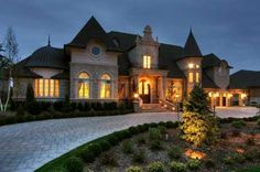 Oakville Luxury Real Estate Luxury Real Estate, Waterfront Homes, Mansions, Luxury  Homes,