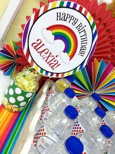 Rainbow Loom Crafting Party Ideas Supplies Planning Idea Decorations