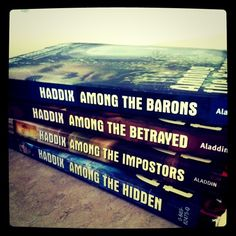 Among the Hidden series (Such a powerful series form my middle school years!)