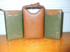 Small Common Prayer Book And Hymns Book by PrintsPlatesAndPages