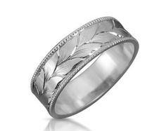 men's engraved rings with stones - Google Search