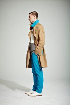Jonathan Saunders - Men's Spring/Summer 2012