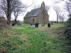 Llanreithan Church, all traces of it's medieval origins were lost due to reconstruction and retributions. Yet there is still a tablet located inside dating back to the early 1600s.