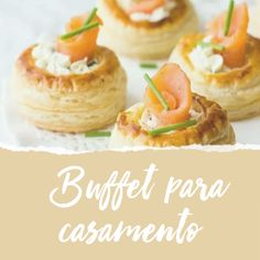 Puff Pastry Appetizers, Seafood Appetizers, Puff Pastry Recipes, Vol Au Vent, Smoked Salmon, Cheese, Cream, Easy, Phyllo Dough Recipes