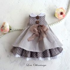Best 12 Fitness Clothes South Africa & Fitness Pal Lightly Active unless Fitness Clothes Outlet Uk – SkillOfKing. Kids Frocks, Frocks For Girls, Little Girl Dresses, Baby Born Clothes, American Girl Clothes, Baby Dress Patterns, Doll Clothes Patterns, Sewing Dolls, Baby Sewing
