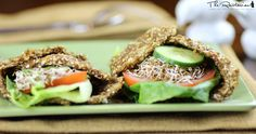 Raw onion bread recipe 307 Posted in: Dehydrated Raw Crackers, Wraps and Breads