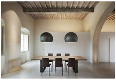 casa-colonica-toscana-restauro-architettonico-sala-da-pranzo