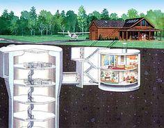 Unforgettable Underground Homes Underground Homes And Home - Unforgettable underground homes