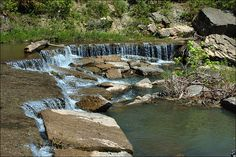 Pillsbury Crossing - Riley County, Kansas; by Kansas Explorer 3128