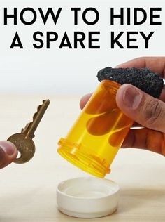 Community Post: Never Get Locked Out Again With This Sneaky DIY Hide-A-Key