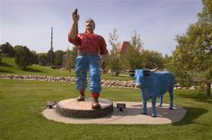 Storybook Land in Aberdeen, South Dakota is a great location to take kids to dream, imagine and explore.