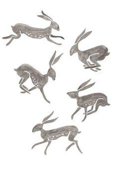 Hare - Rosie Moss