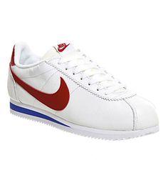 hot sale online 85b21 388b7 Nike Classic Cortez Og White Varsity Red Royal Prem - Unisex Sports