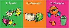 Spaar snoepverpakkingen, verzend ze naar ons en wij recyclen terwijl jij statiegeld verdient! http://www.terracycle.nl/nl/brigades/snoep-brigade.html