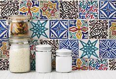 Fliesenaufkleber für deine Küche