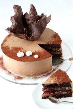 no Gluten Free Recipes, Free Food, Tiramisu, Panna Cotta, Nom Nom, Cheesecake, Food And Drink, Baking, Ethnic Recipes
