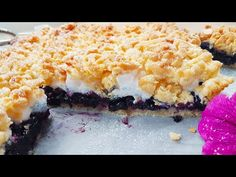 Blueberry Cake, Party Drinks, Pain, Macaroni And Cheese, Cheesecake, Cooking, Ethnic Recipes, Sweet, Desserts