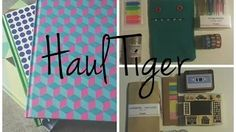 YouTube #tiger #haul #video #mychannel