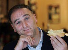 El chef José Andrés, asesor culinario de Hannibal Lecter #cocina