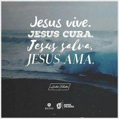 Jesus, a palavra viva.