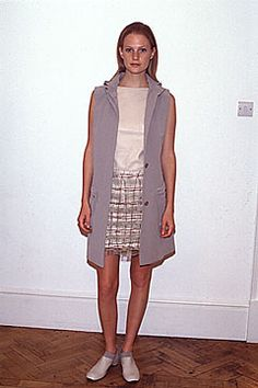 Burberry Spring 2000 Ready-to-Wear Fashion Show - Christopher Bailey