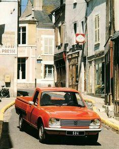 Peugeot 504 Pick-Up 1980