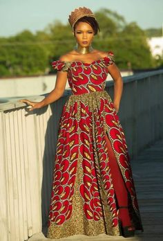 Latest Ankara Styles For Your Latest African Fashion 2019 African Maxi Dresses, Latest African Fashion Dresses, African Dresses For Women, Ankara Dress, African Attire, African Wear, Ankara Fashion, Ankara Fabric, African Style