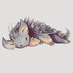 Nergi the hedgehog, MHW Monster Hunter Memes, Monster Hunter 3rd, Anime Art Fantasy, Monster Design, Monster Art, Fantasy Creatures, Mythical Creatures, Monster Hunter World Wallpaper, Fantasy Beasts