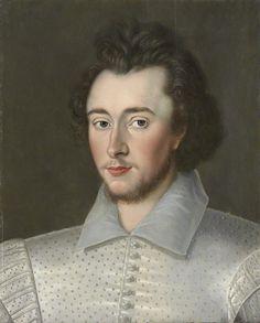 Portrait présumé de Sir Robert Dudley