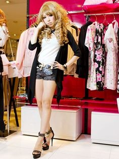 MA*RS gyaru/agejo style is always the best!