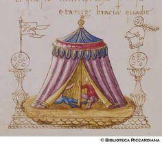 Ricc. 2669, FILIPPO CALANDRI, Trattato di aritmetica Sec. XV, fine; Firenze; bottega di Boccardino il vecchio.  Padiglione, c. 98v