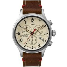 Timex Expedition Scout Rugged Chronograph with Back Light Dial