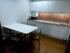 Adecuación oficina secretaria general UCE - cocina
