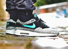 Nike Air Max 1 Atmos Elephant - 2007 (by Jimmy Deen)