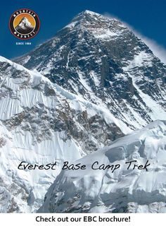 Guided Nepal Classic - Everest Base Camp Trek - Mountain Madness