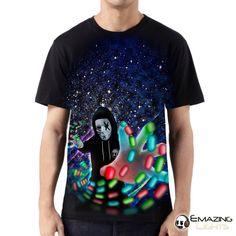 Cosmic Glover Shirt. dope