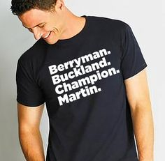 Coldplay T-shirt Band members t-shirt Berryman by Redeyeclothing