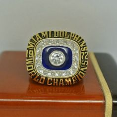 Miami Dolphins 1972 NFL Super Bowl Championship Ring for Sale Click Bio to Buy #miamidolphins #godolphins #dolphinsnation #dolphinsfan #miamidolphinscheerleaders #miamidolphinsfootball #championshipring #superbowl #NFL #football #nflmemes #footballgame #nfldraft #superbowl50 #superbowl51 #nfl2016 #nflfootball