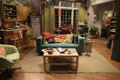 Penny's Apartment.