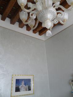 Cadoro, la finitura decorativa per #interni utilizzata per l'Hotel Principe di #Venezia