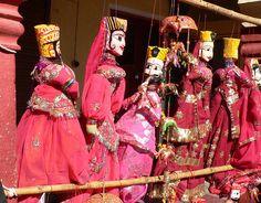 Puppet show by suz kosh, via Flickr