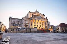 Karl Friedrich Schinkel (1781–1841) : concert hall Berlin