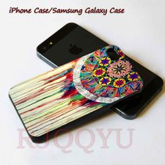 Dreamcatcher Colorfull for iPhone 4/4S/5/5S5C Case by RJQQYU, $13.00