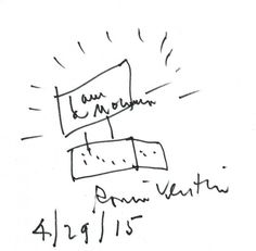 Robert Venturi. Image Courtesy of NewSchool and AIAS San Diego