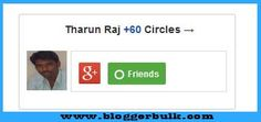 Google + Badge Follower Widget With Profile Pic Online Income, Blogger Templates, Badge, Profile, Google, User Profile, Badges