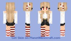 Candycane christmas skin! My Account: iFishyi #minecraft #planetminecraft #minecraftskin #christmasminecraftskin
