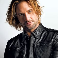 Hollywood's Hottest Talk Fashion and Style - Josh Holloway from #InStyle