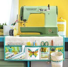 Sewing Machine Organizer Pattern