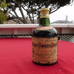 """1905 C. da Silva Vintage Rare Douro Port. 111 Years Old!!! From my personal """"Zum Wohl"""" Collection.  Offers Entertained between $1500-$2500. Ship Worldwide. Located here in Encinitas.  Only a scant handful remain in the world.  Please share with any friend that might have interest.  Other rare wines as well.  For Photos & In-Depth Write-Ups Visit: http://ift.tt/1W35OHE  Of course the words """"rare"""" or """"vintage"""" don't do justice to any wine still around from 1905! I was amazed I could even find…"""
