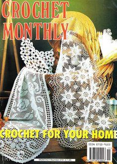 Crochet Monthly 219 - Lita Z - Álbuns da web do Picasa...FREE MAGAZINE!